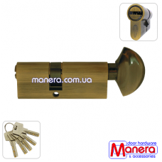 Manera секрет 70мм(30+40) К/П (AB)ант.бронза