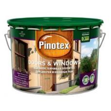 Краска Pinotex Doors & Windows кр. дерево 10л