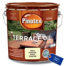 Краска Pinotex Terrace Oil 3л