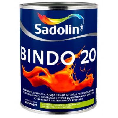Sadolin BINDO 20 ВМ (W2) 1л