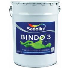 Краска Sadolin BINDO 3 PROF W0 20л