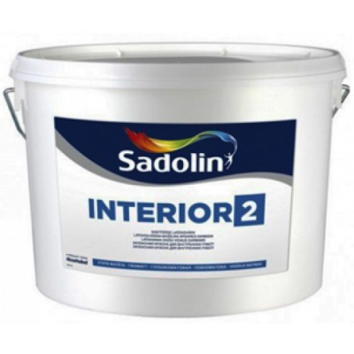 Краска Sadolin INTERIOR-2 10л