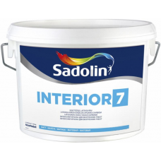 Краска Sadolin INTERIOR-7 10л