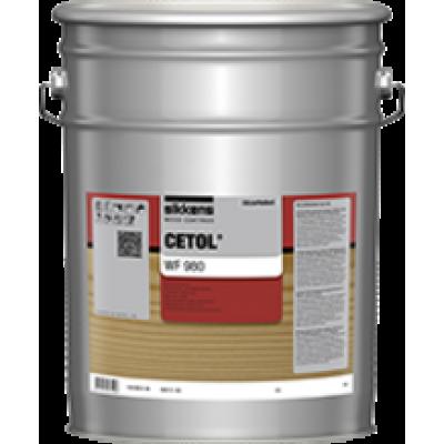 Лак на водной основе Cetol WF 980 20л