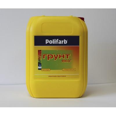 Polifarb Akril-Grunt грунт фарба 15 кг
