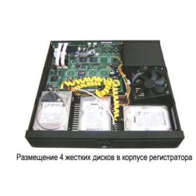 Видеорегистратор 16-канальный